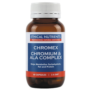 Chromex Sugar Balance Capsules by Ethical Nutrients