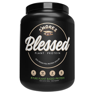 Blessed Plant Protein by Clear Vegan