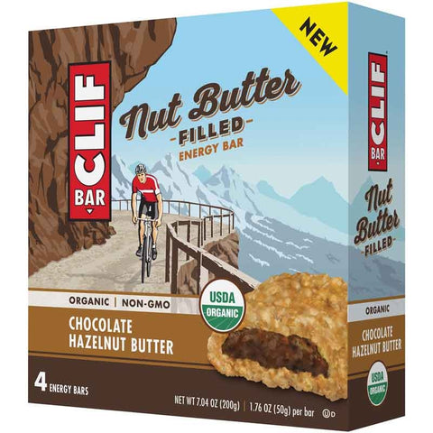 Image of Clif Nut Filled Bar Box (12 x 50g)