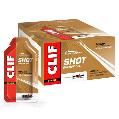 Clif Shot Energy Gel Box (24 x 34g)