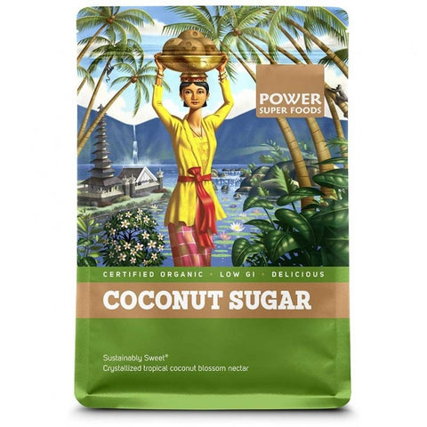 Coconut Palm Sugar (Organic) 200g by Power Super Foods