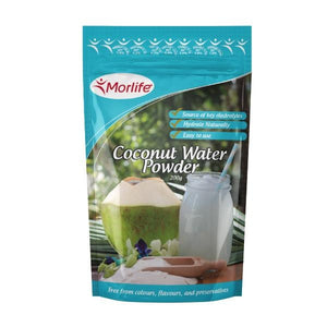 Coconut Water Powder 200gm by Morlife