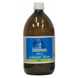 My Colloidal Silver 1100ml by Allan K Suttons