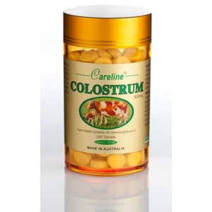 Colostrum 820mg Tablets by Careline