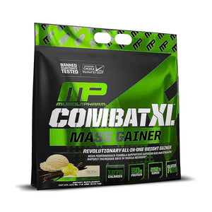 Combat XL Mass Gainer by MusclePharm - All In One Weight Gainer