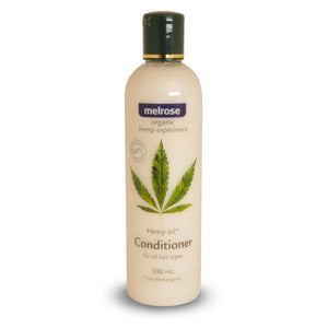 Hemp Conditioner (Organic) 300ml by Melrose