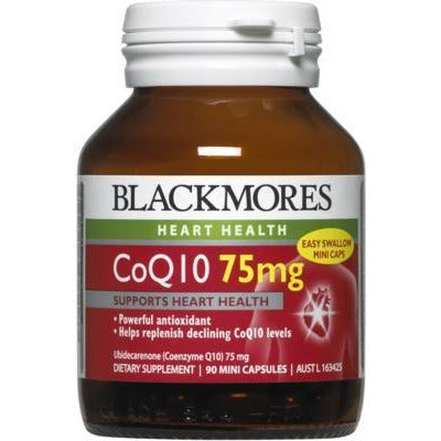 Image of CoQ10 75mg by Blackmores