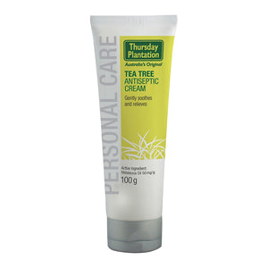 Tea Tree Antiseptic Cream 100g by Thursday Plantation