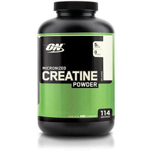 Micronized Creatine 600g by Optimum Nutrition