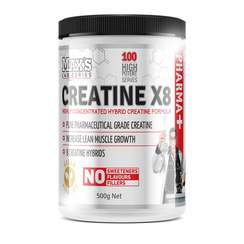 Maxs Lab Creatine X8 500g