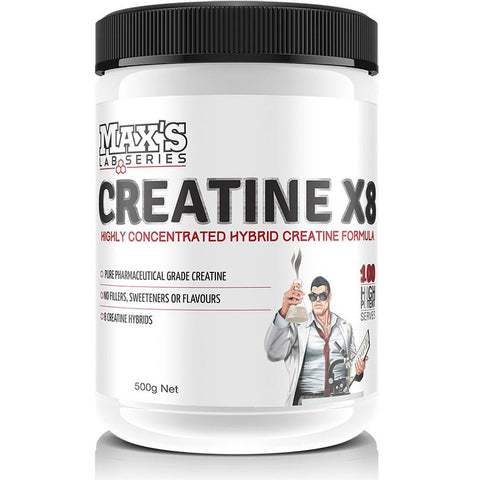 Image of Cre8 Carnage (Creatine X8) 500g