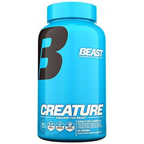 Creature 180 Vege Capsules by Beast Sports Nutrition