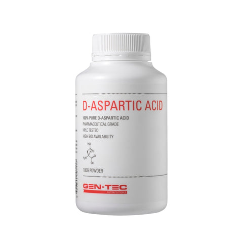 D-Aspartic Acid Powder by Gen-Tec