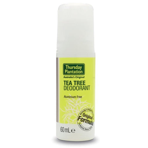 Tea Tree Deodorant Original 60ml by Thursday Plantation