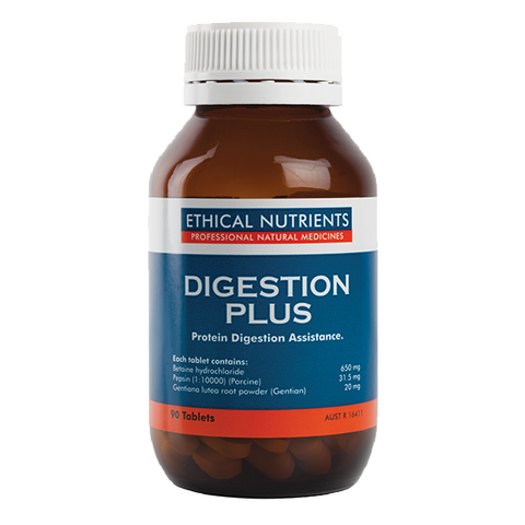 Digestion Plus Tablets by Ethical Nutrients