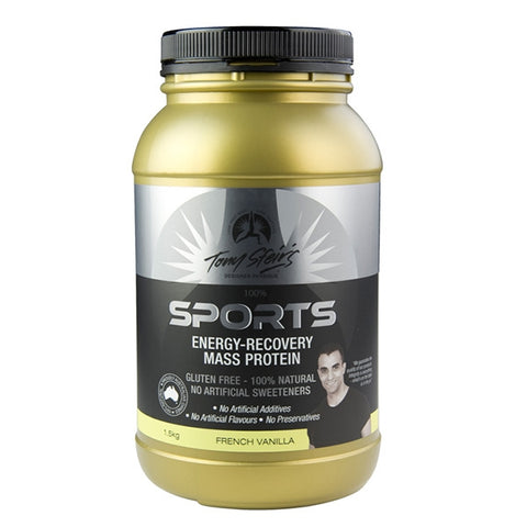 Image of Sports Protein 1.5kg by Tony Sfeirs Designer Physique