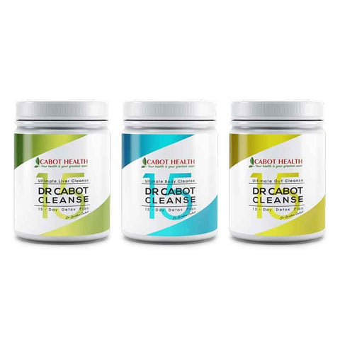 Image of Dr Cabot Cleanse 25g - Cabot Health