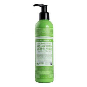 Organic Hand & Body Lotion by Dr Bronners