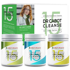 Dr Cabot Cleanse 25g - Cabot Health