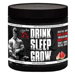 Drink Sleep Grow Aminos 30 serves by 5% Nutrition