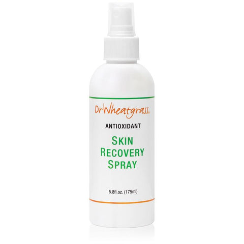 Antioxidant Skin Recovery Spray 175ml by Dr Wheatgrass
