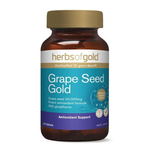 Image of Grape Seed Gold by Herbs of Gold