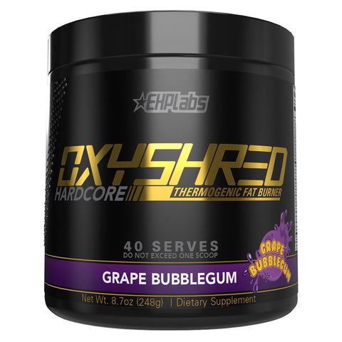 Image of Oxyshred Hardcore Ultra Concentration by EHP Labs