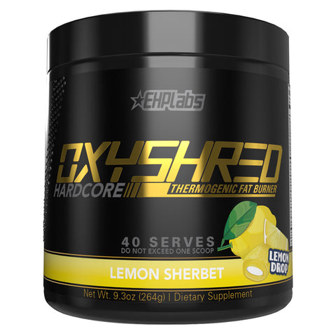 Oxyshred Hardcore Ultra Concentration by EHP Labs