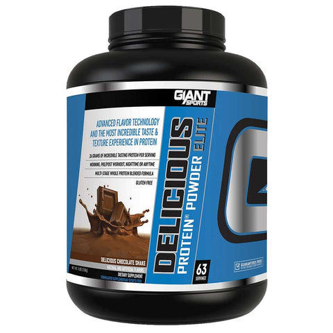 Image of Delicious Protein Chocolate 5lb - Giant Sports