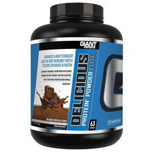 Delicious Protein Chocolate 5lb - Giant Sports