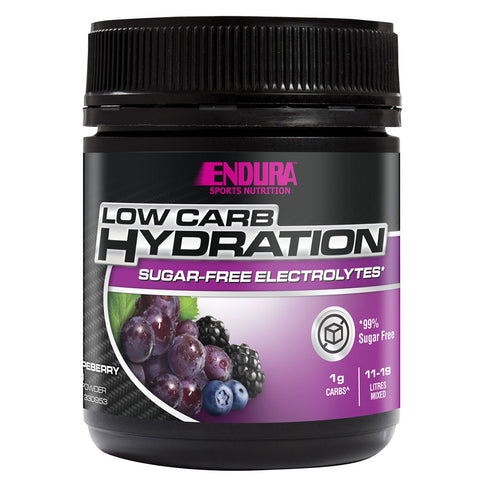 Low Carb Hydration By Endura
