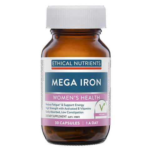 Mega Iron by Ethical Nutrients