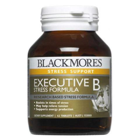 Executive B Stress Formula by Blackmores