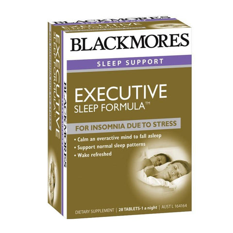 Executive B Sleep Formula 28 Tablets by Blackmores