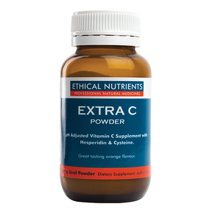 Extra C Powder by Ethical Nutrients