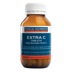 Extra C Tablets by Ethical Nutrients