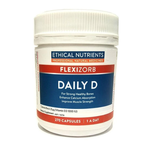 Image of Daily D by Ethical Nutrients
