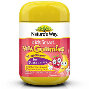 Kids Smart Vita Gummies Multi Fussy Eaters by Natures Way