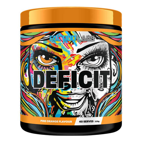 Image of Deficit by Faction Labs