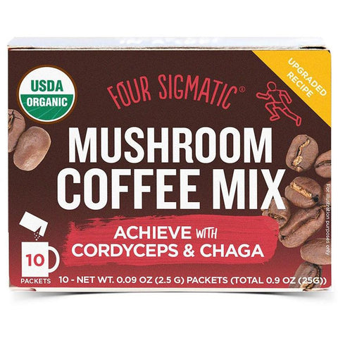 Four Sigmatic Mushroom Coffee 10 Pack