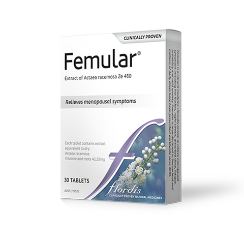 Femular (Ze450) Tablets by Flordis