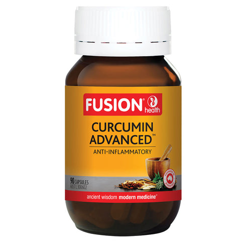 Curcumin Advanced by Fusion Health