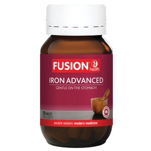 Iron Advanced by Fusion Health