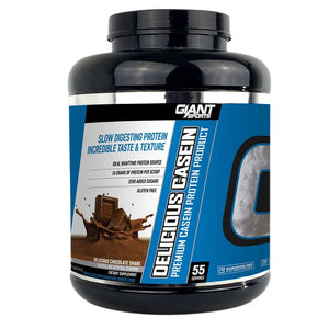 Delicious Casein 4lb by Giant Sports