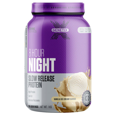 8 Hour Night By Genetix Nutrition