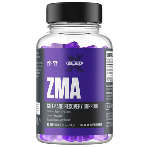 ZMA by Genetix Nutrition Active Series