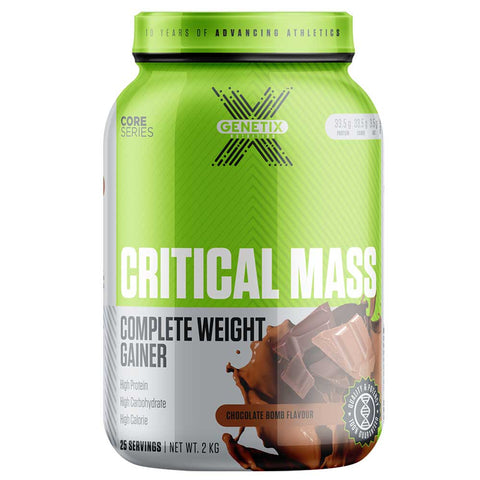 Critical Mass By Genetix Nutrition
