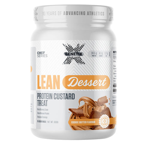 Image of Lean Dessert by Genetix Nutrition Chef Series