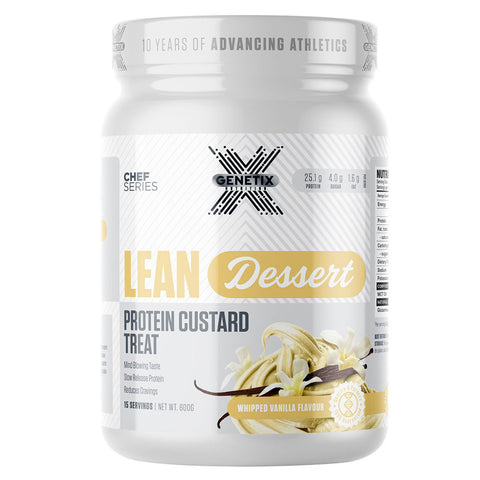 Lean Dessert by Genetix Nutrition Chef Series
