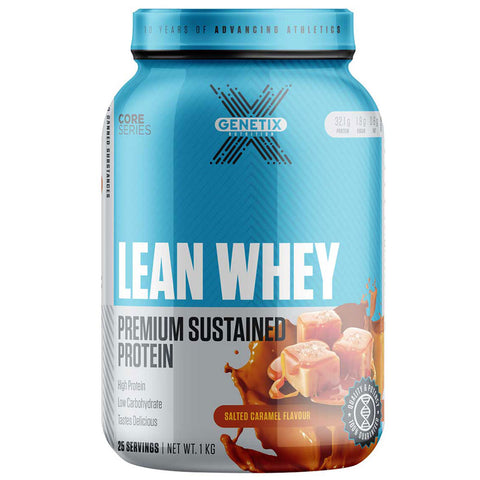 100% Lean Whey by Genetix Nutrition